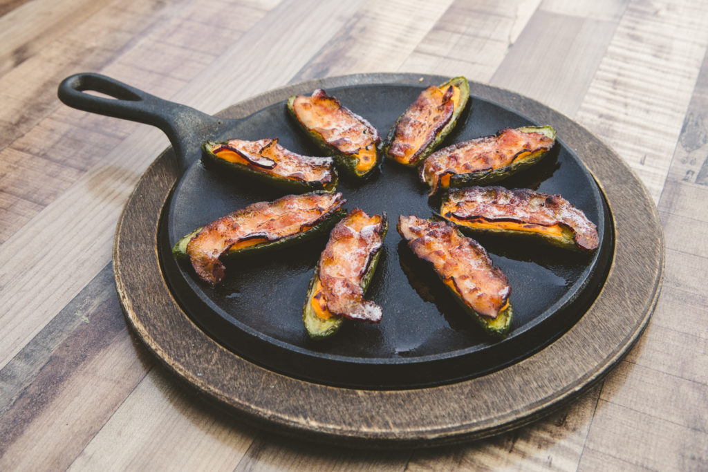 RallyPoint Sport Grill - Cary, NC - Jalapeno poppers are a customer favorite!