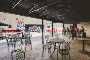 RallyPoint Sport Grill - Cary, NC - Large outdoor patio open year-round!
