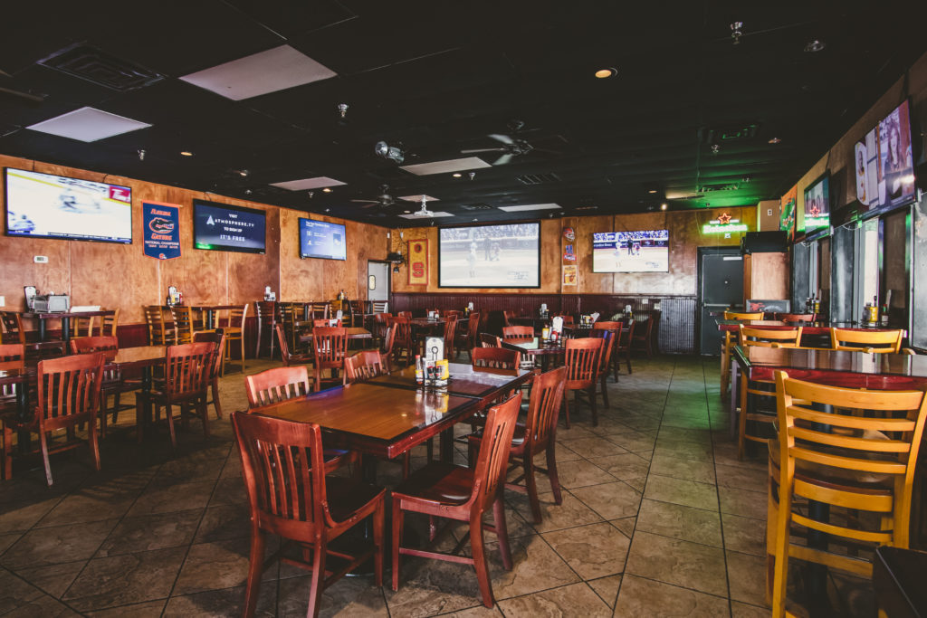 RallyPoint Sport Grill - Cary, NC - The place to catch sports action and enjoy great food and drinks!