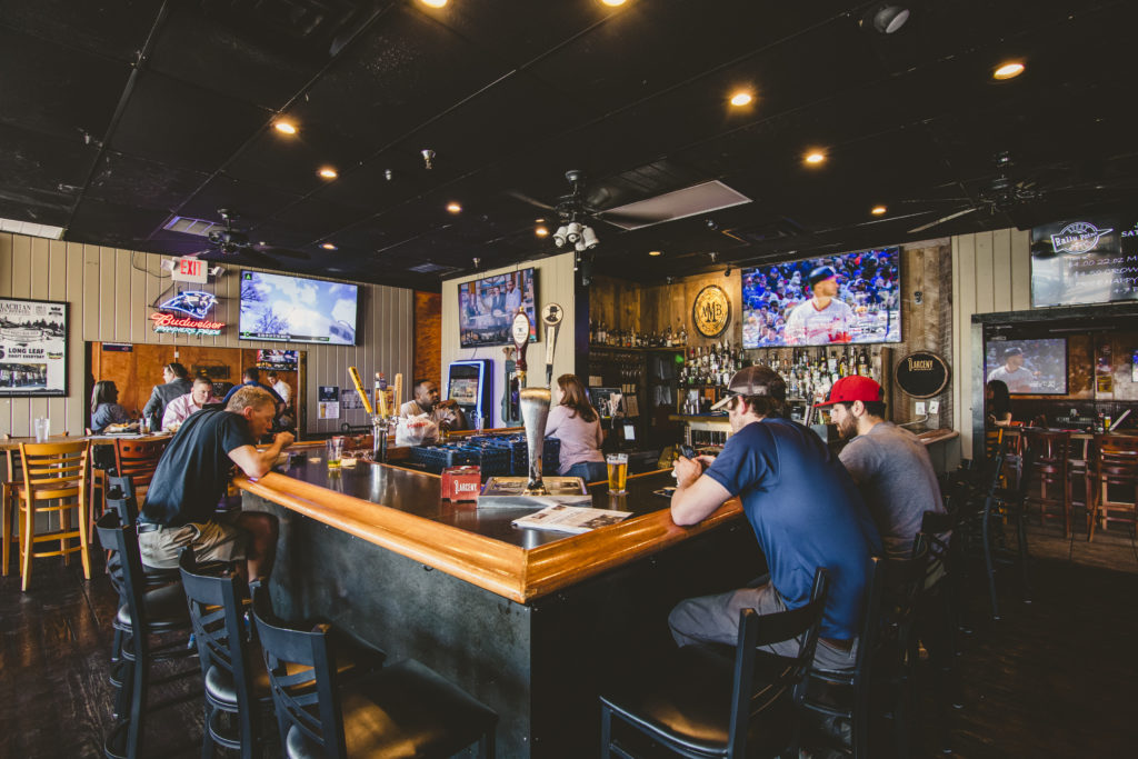 RallyPoint Sport Grill- Cary, NC - Bar open seven days a week and serving late!