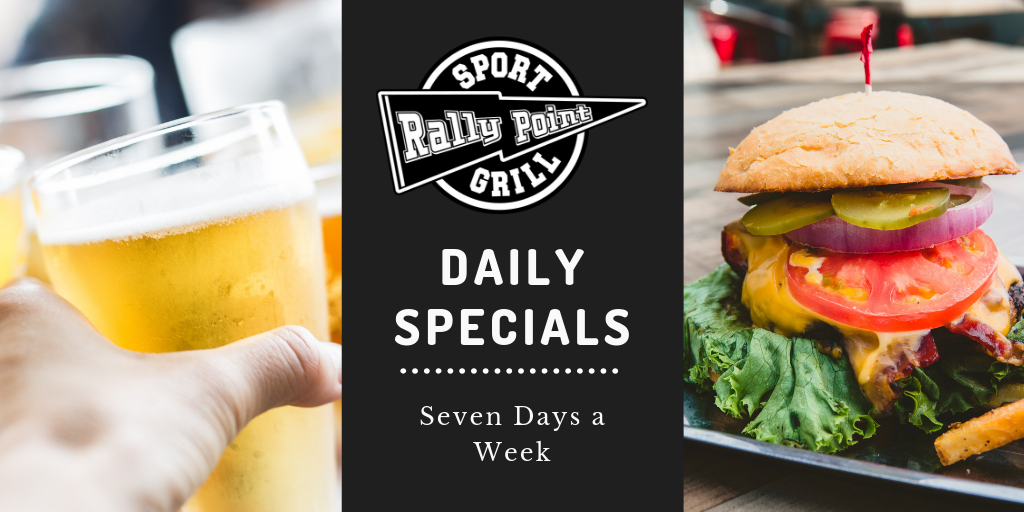 RallyPoint Daily Specials