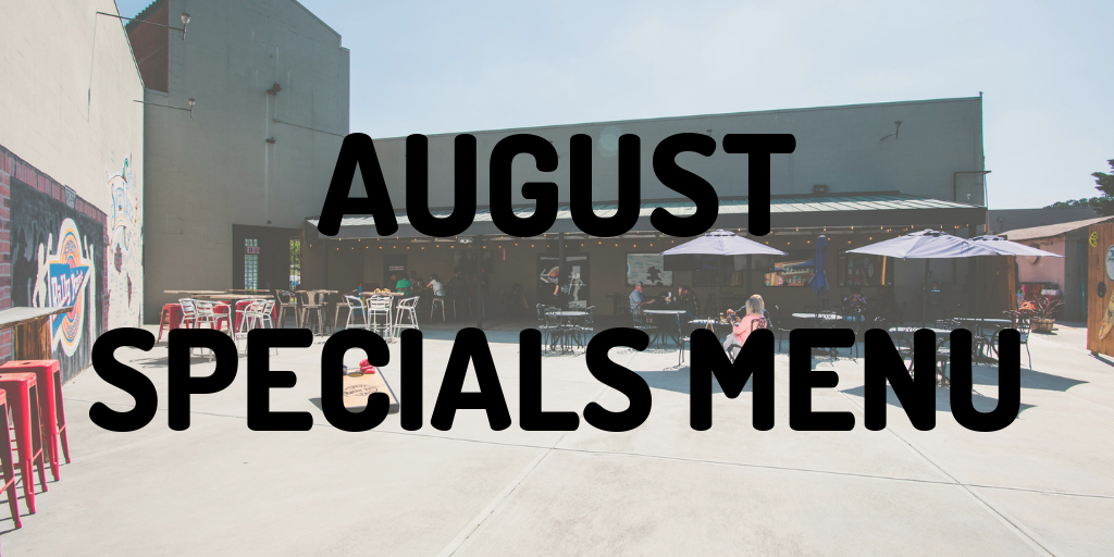 New August Specials at RallyPoint