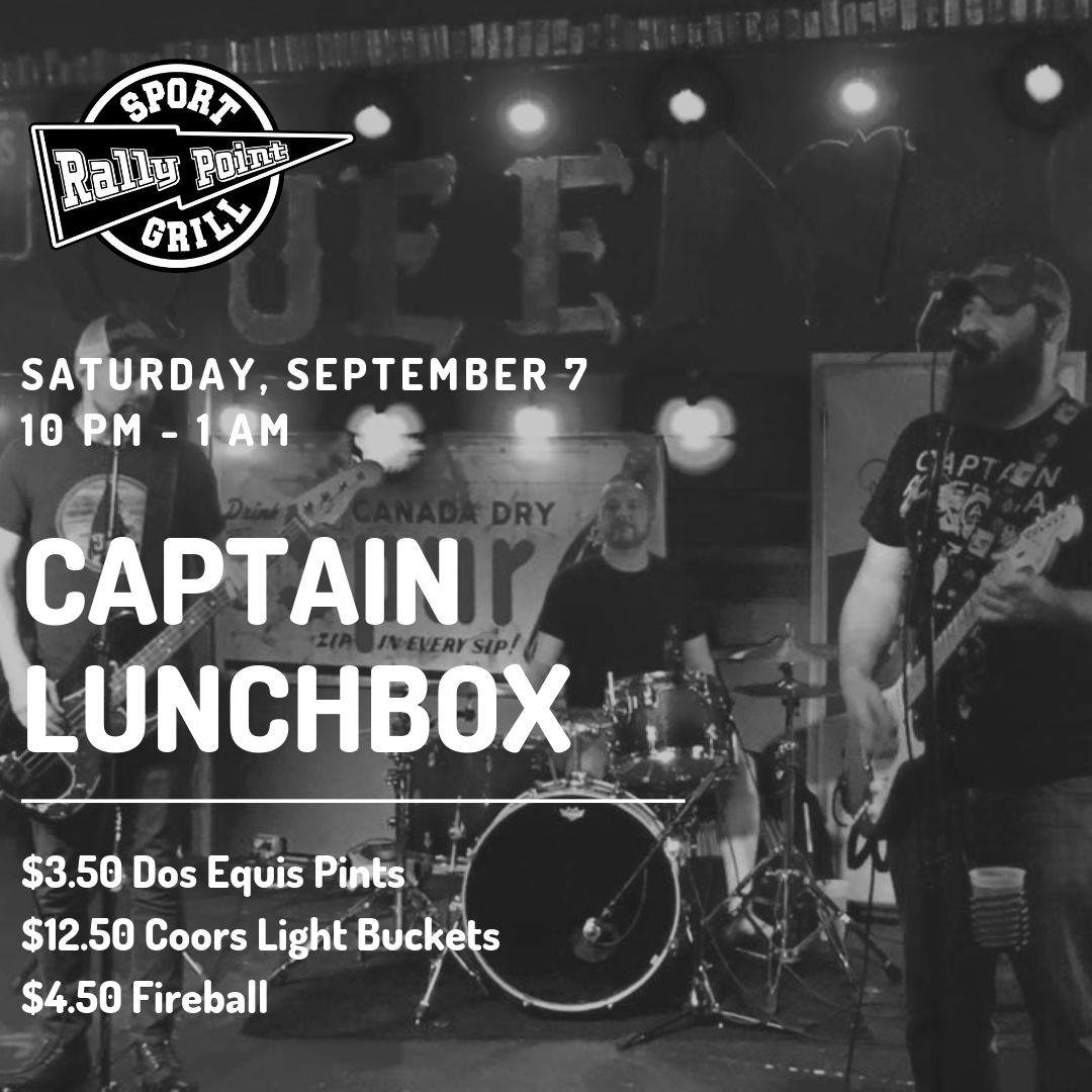 Captain Lunchbox at RallyPoint