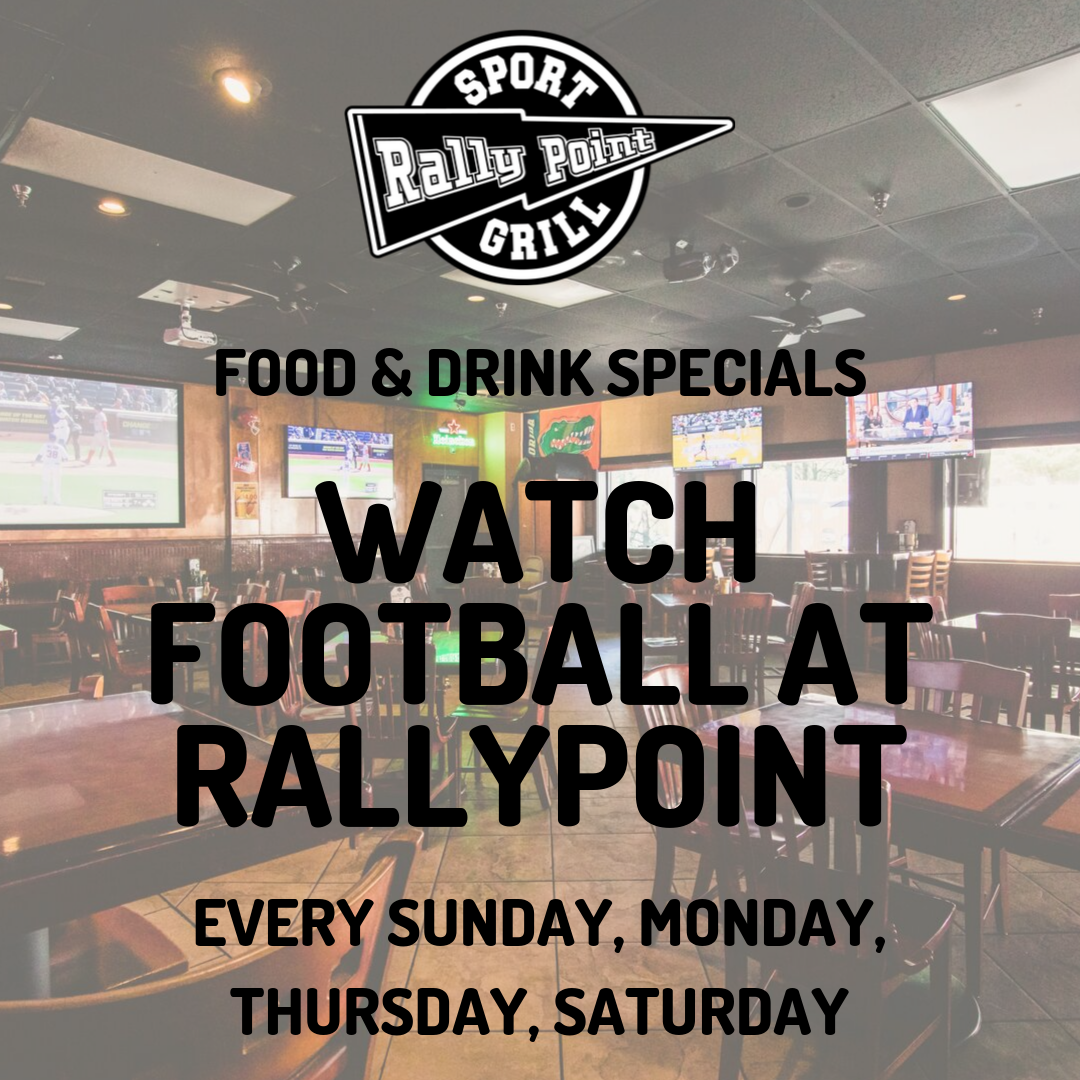 Watch Football at RallyPoint