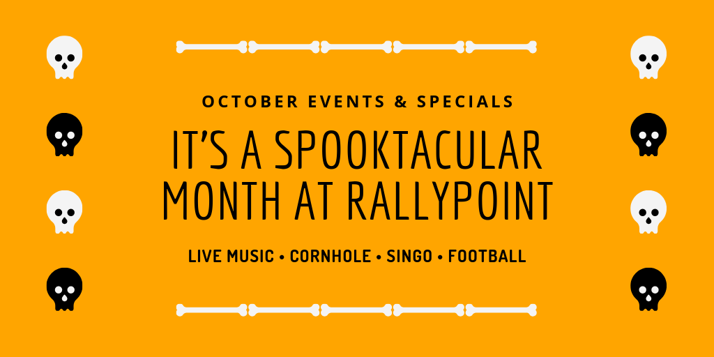 RallyPoint October Specials