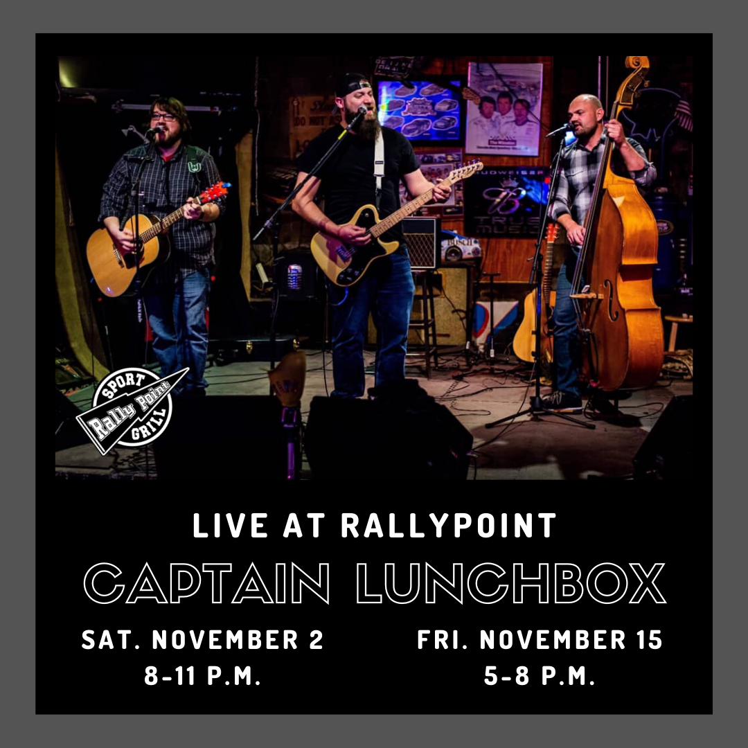 Captain Lunchbox Live at RallyPoint