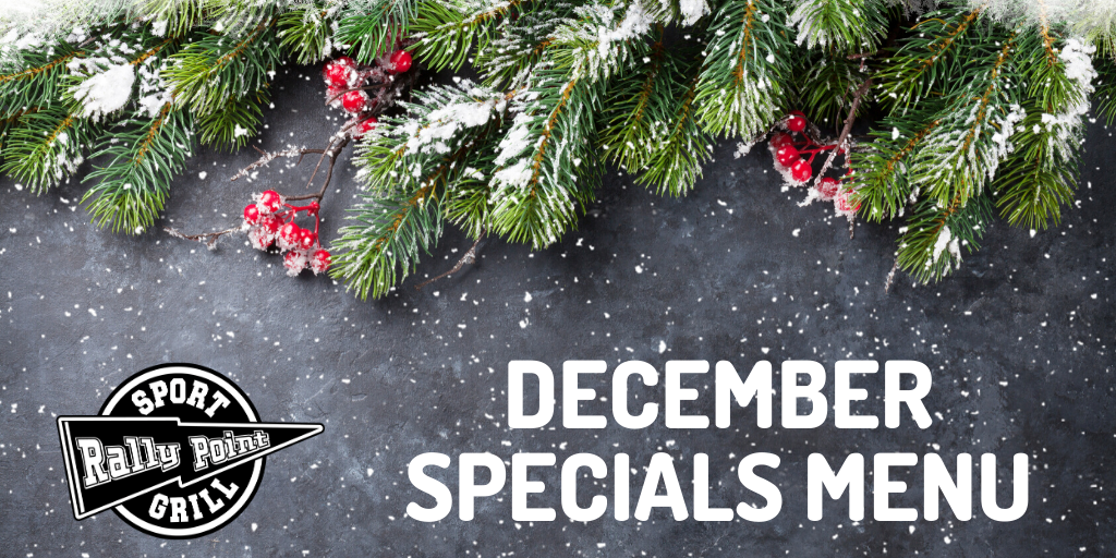 December Specials at RallyPoint