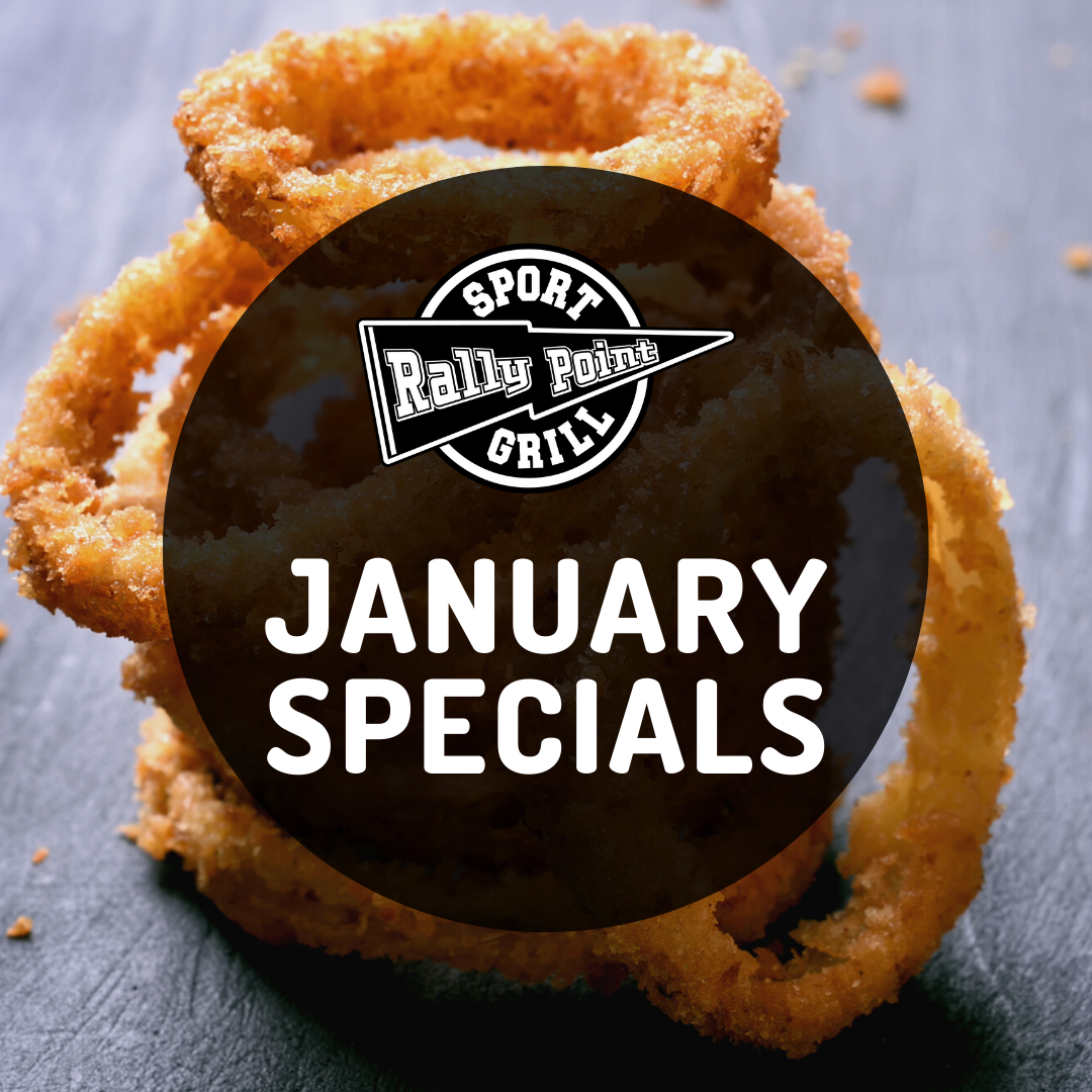 January Specials at RallyPoint