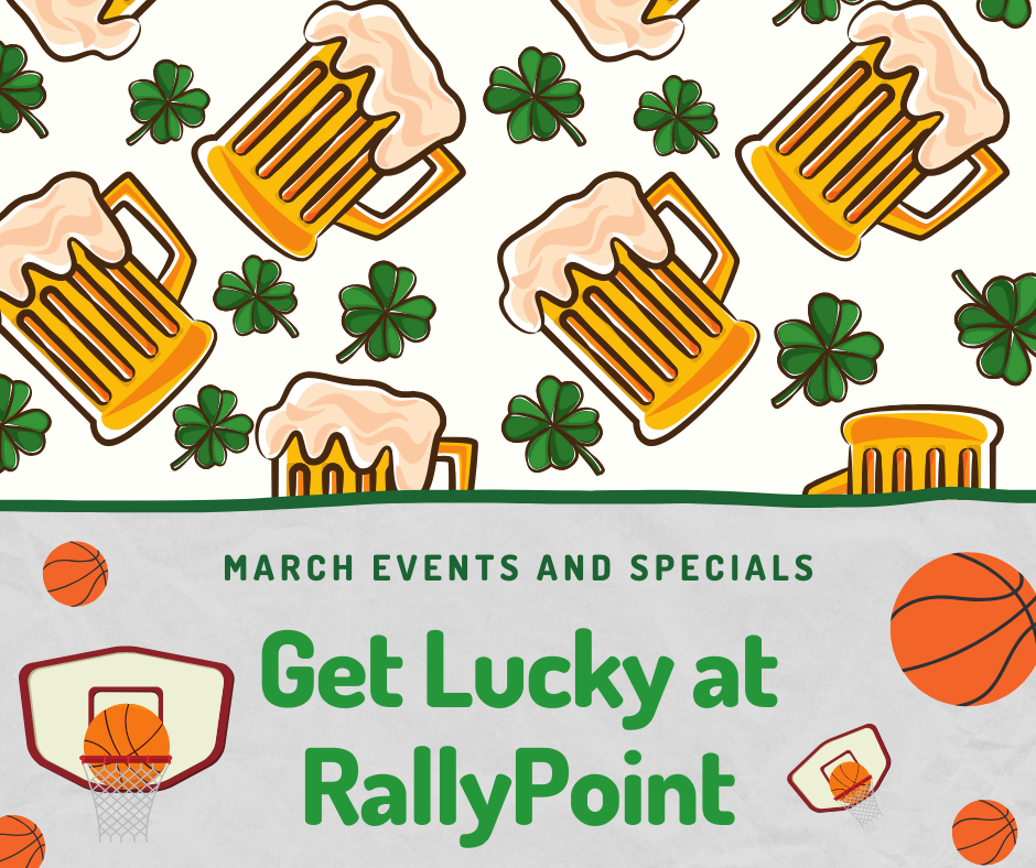 March Happenings at RallyPoint