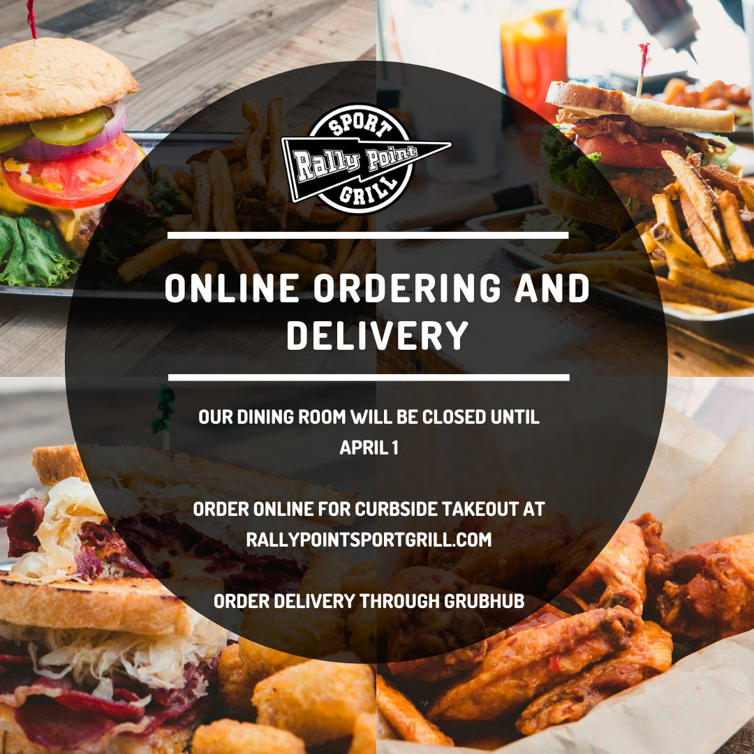 Online Ordering and Delivery at RallyPoint