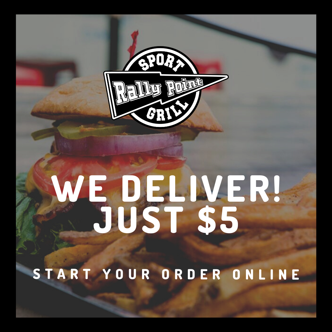 RallyPoint_ We Deliver! Just $5